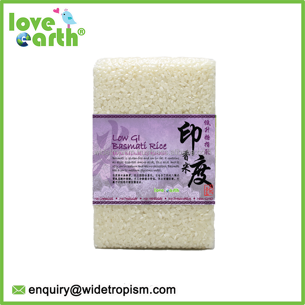 Love Earth Low GI Basmati Rice