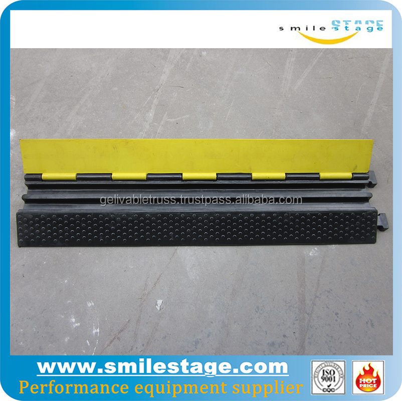 Hot sale rubber cable ramp