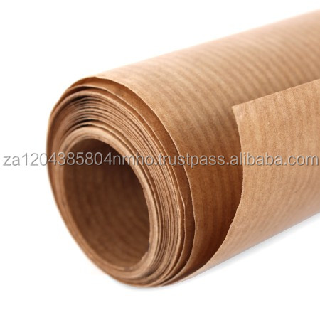 BM PAPER Recycled brown kraft paper liners, Jumbo Rolls, A4, copy papers, print,