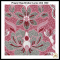 Hot Sale Prayer Rug Broker Lurex J02 003 Prayer Rug