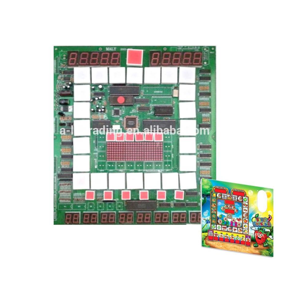 copa de oro mario tragamoneda led slot game board - buy coin