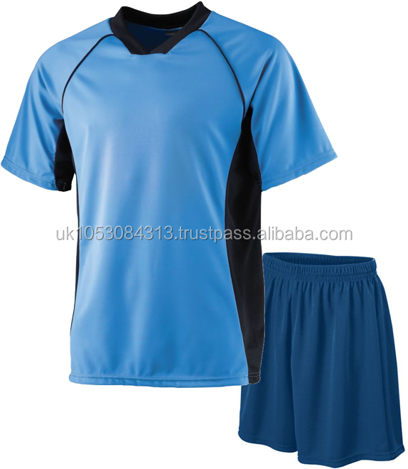 Adult Wicking V Neck Soccer Uniform