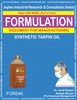 formula document for making Synthetic Tarpin Oil
