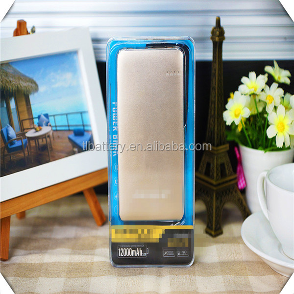 Hot Sales 12000mah GVE120 Power Bank Wholesale Factory Prices