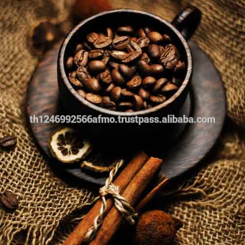Wholesale high quality robusta and arabica coffee beans