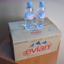 Evian Mineral Water for wholesale