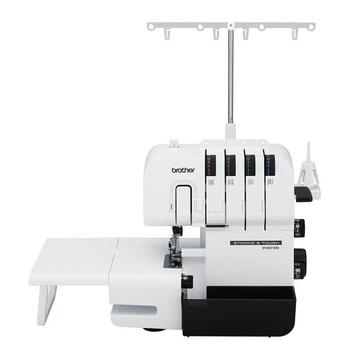 Strong and Tough Serger Sewing Machine with Differential Feed