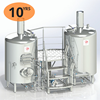Factory Price 500L, 1000L craft beer brewing equipment