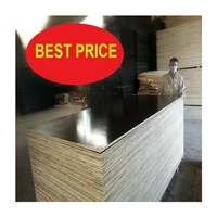Black/Brown/Red Shuttering film faced plywood manufacturer for SALE