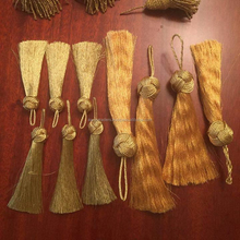Epigonations Tassels-Covers for the Holy Vessels-Church Items-Bishop Mantle Plates-metallic thread bullion tassels