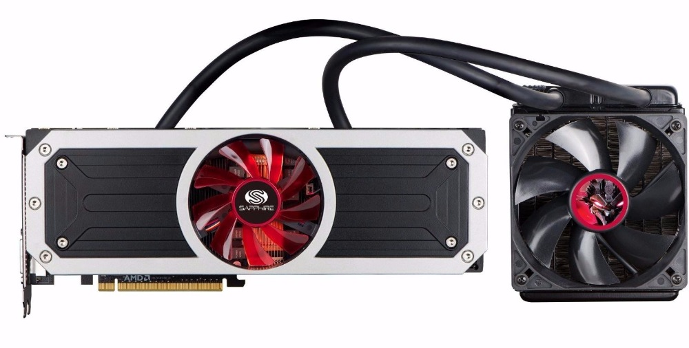 AMD Radeon R9 295x2 8GB (8192MB ) GDDR5 PCI Express Graphics Card