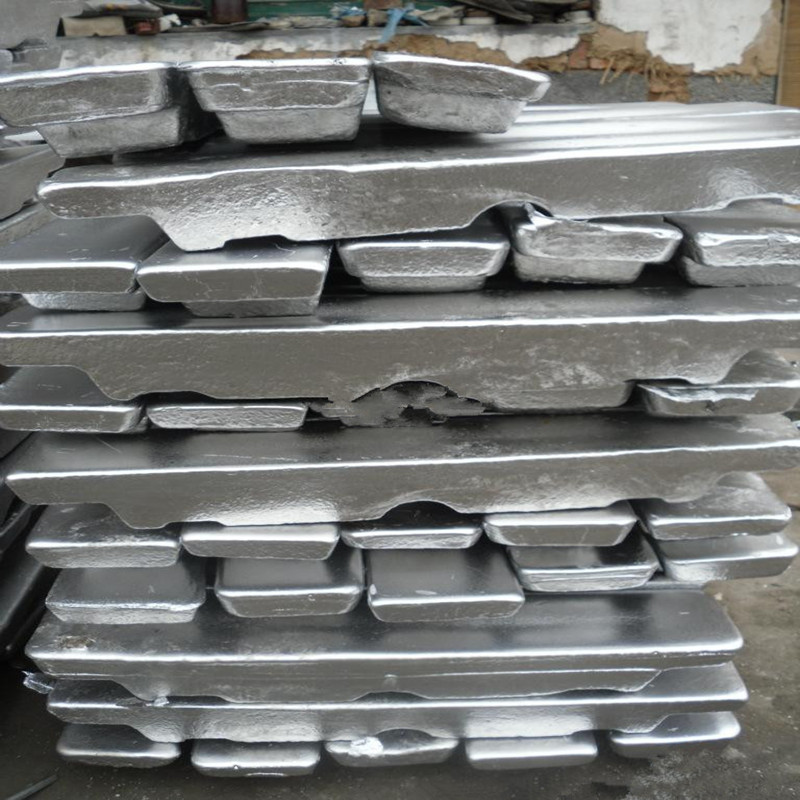 High Quality Purity Aluminium ingot 99.7%