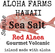 Aloha Farms Hawaii Red Alaea Sea Salt