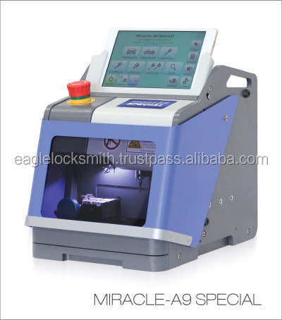 Miracle A9 Special Electronic Automobile Key Cutting Machine