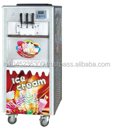 HIGE PERFORMANCE !! SOFT ICE CREAM MACHINE