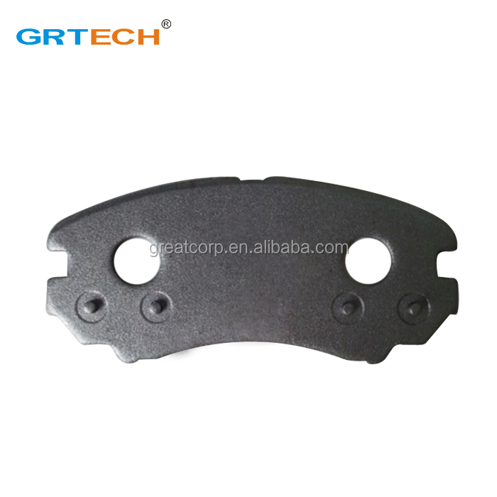 D924 auto spare parts front brakes backing plate for hyundai