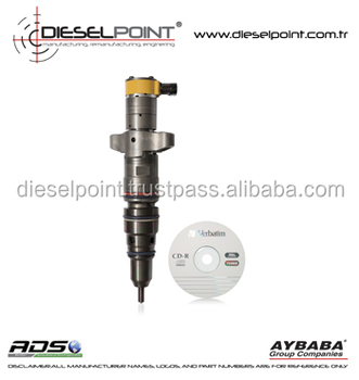 20R1917 DIESEL INJECTOR FOR CATERPILLAR C9 ENGINES