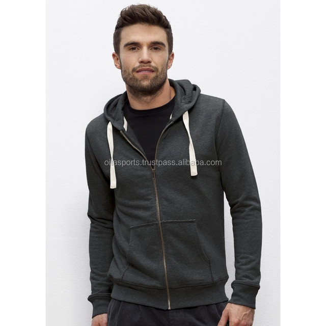 Fashionable white zipper Hoodie 2014 OMBRE designed in EUROPE