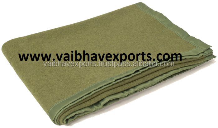 Army/Military Wool Blankets