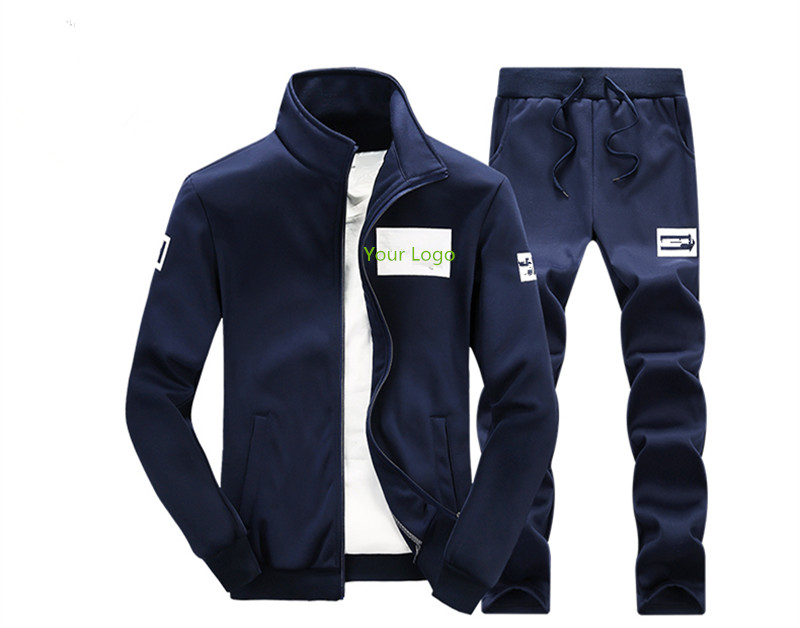 Men's Attractive Track Suit Customized Flees Track Suit Sports Track Suit