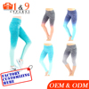 OEM sport wear yoga leggings for women wholesale from bangladesh