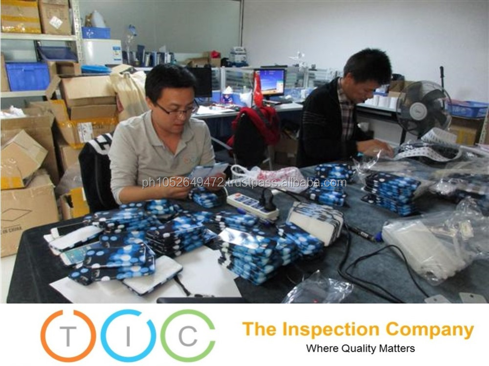 Phone Cases in Bangladesh for Third party Inspection service