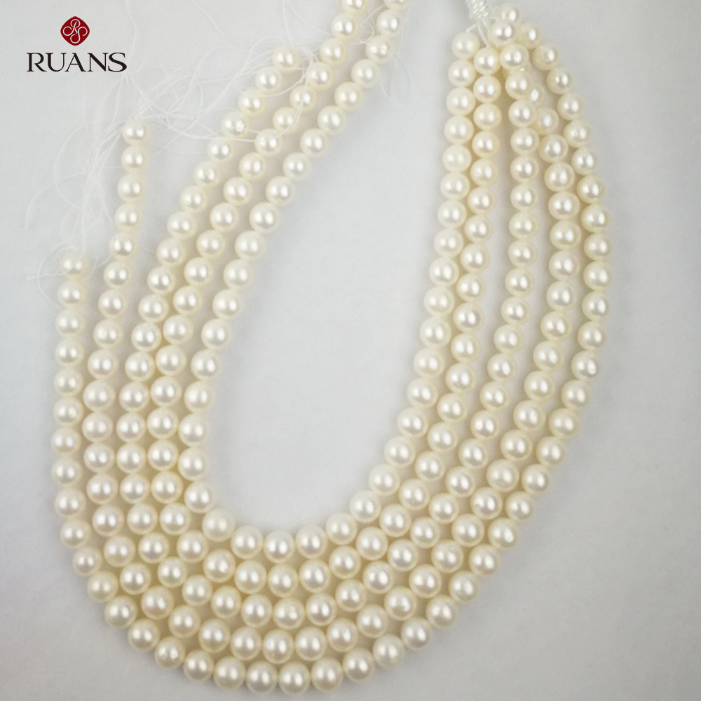 9-10 mm A1 Freshwater Cultured Pearl Strands