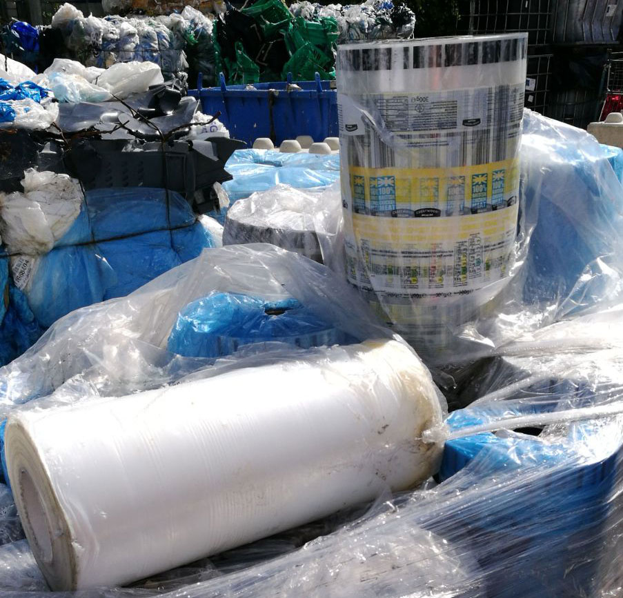 POM Plastic Scrap HIGH QUALITY Available