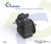 FHM MODEL PARALLEL SHAFT HELICAL 0.5hp 1 hp 10hp GEAR MOTOR CHENTA BRAND