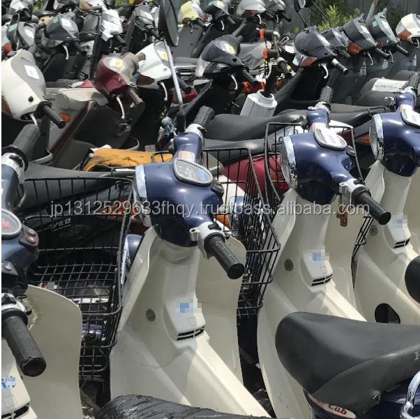 Japanese used motorcycle 90 cc scooters the best quality