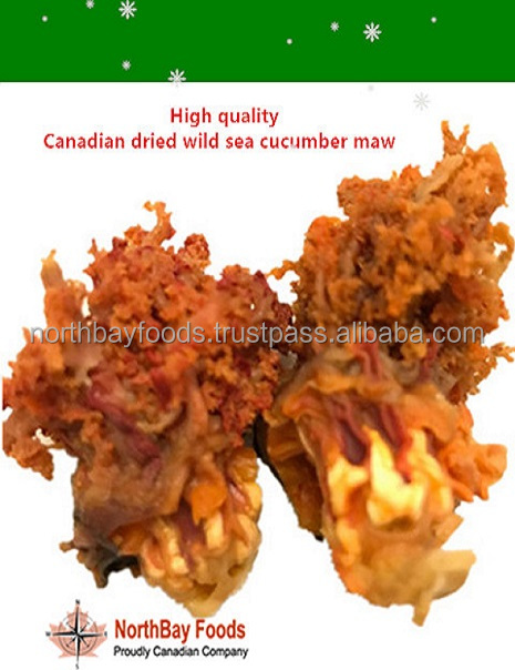 Wholesale China Import Health Product Healthy tonic food dried sea cucumber maw health food supplier Wechat:647-992-3801