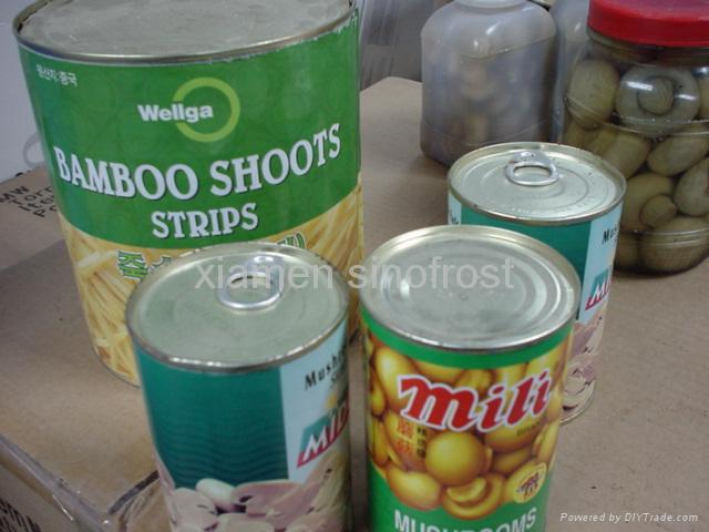 wholesale make canned mushrooms with canned Fresh shiitake mushroom brown champignon
