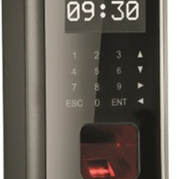 Time Attendance Device With Fingerprint And