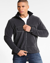 Brand Name Mens Wholesale Mens Sports Clothing Without Hood Fleece Jacket New Design