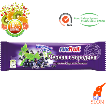 Blackcurrant organic natural russian fruits bars snack vegan vitamins sweet fruit bars jelly candy fruit jelly candy