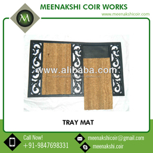 Exporter and Manufacturer of Widely Selling Tray Mat at Reasonable Market Rate