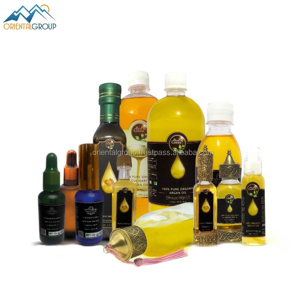 usda certified organic argan oil wholesale supplier