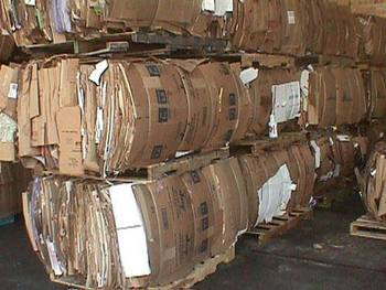 Grade AAA price occ waste paper Direct bulk suppliers of Quality used cardboard waste paper