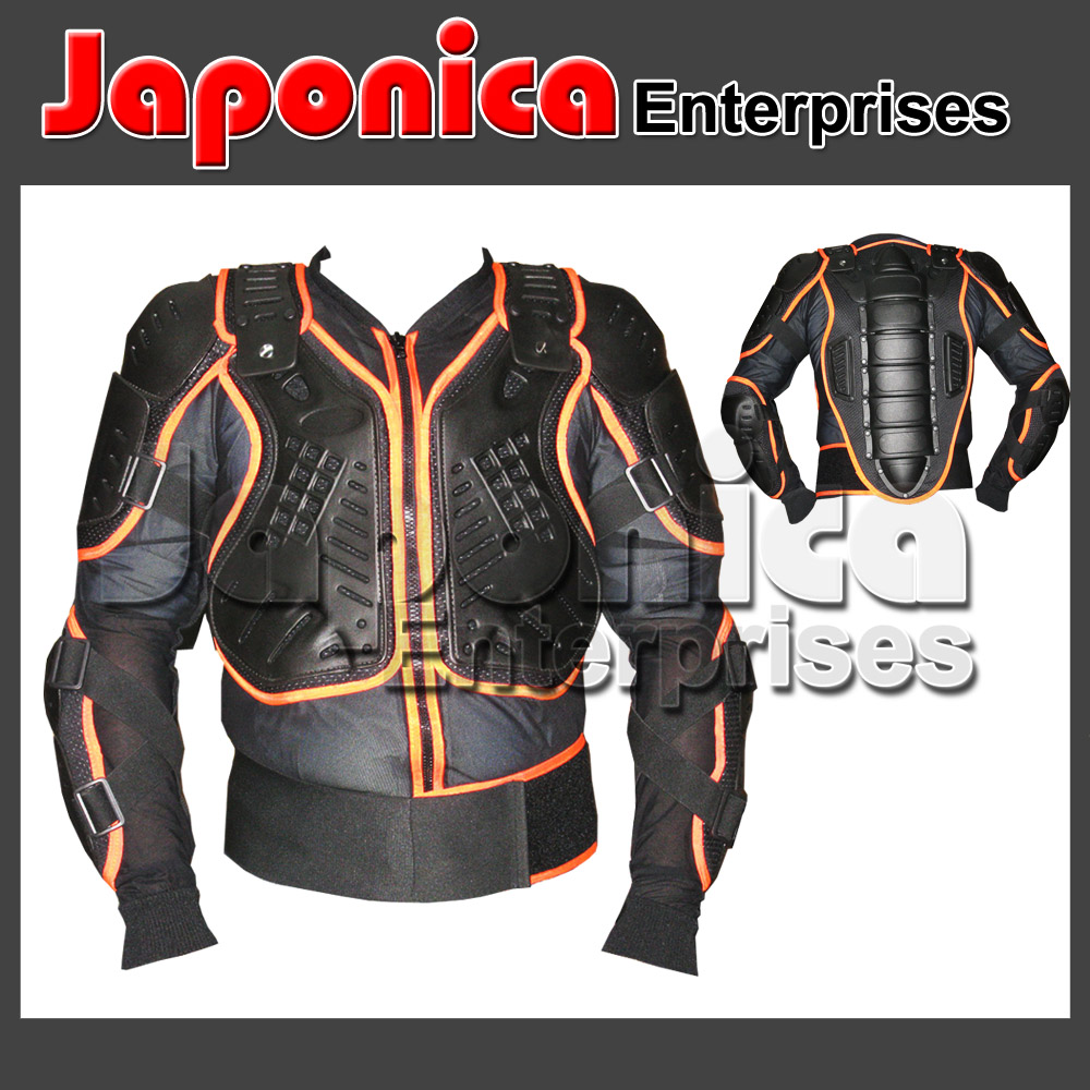Motorcycle Racing Safety Jackets Body Armors Motorbike Safety Gears Bike Protective Wears