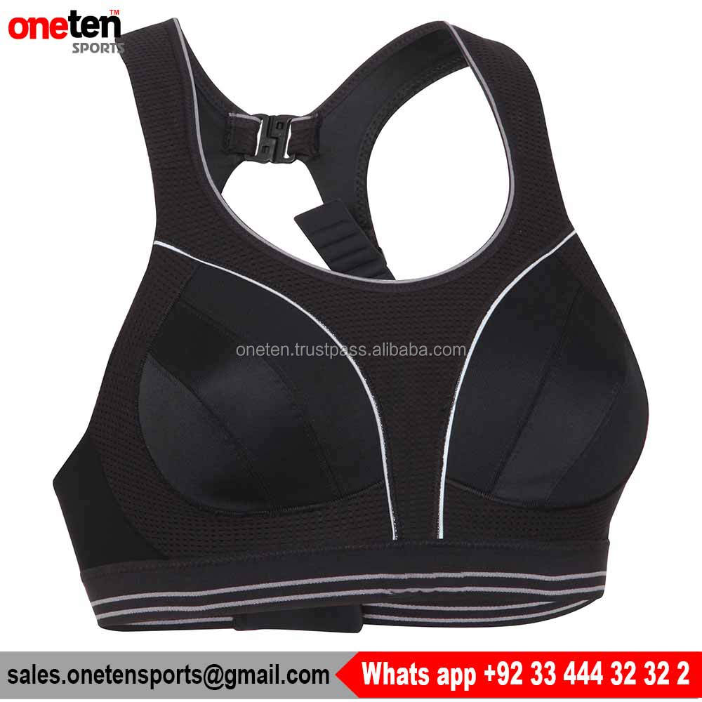 Womens Shock Absorber Run Sports Bra- Women Sports Bra