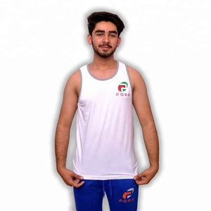 Latest Design Gym Training New Style Men Tank Top 2018