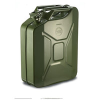 2O L Bullet Box Fuel Gas Oil Jerry Can