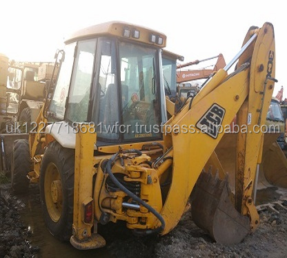 Used good quality JCB 3CX backhoe for sale in china