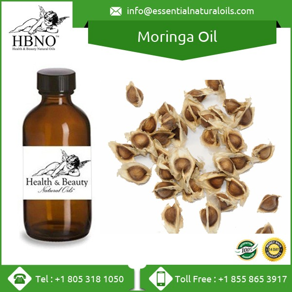 100% Organic Moringa Oil For Bulk Supply