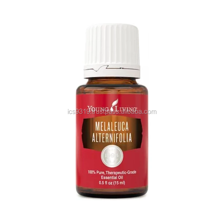 Tea Tree (Melaleuca Alternifolia) Essential Oil - 15ml RM 118 Young Living Original