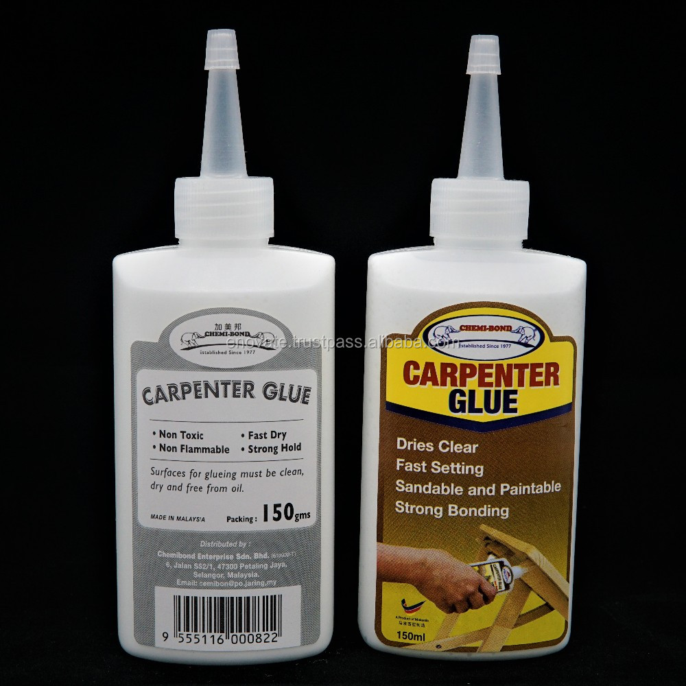 Manufacturer Price Malaysia Made Quick Drying Wood Carpenter PVA Adhesive Glue