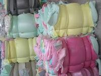 Cheap PU foam scrap in bales