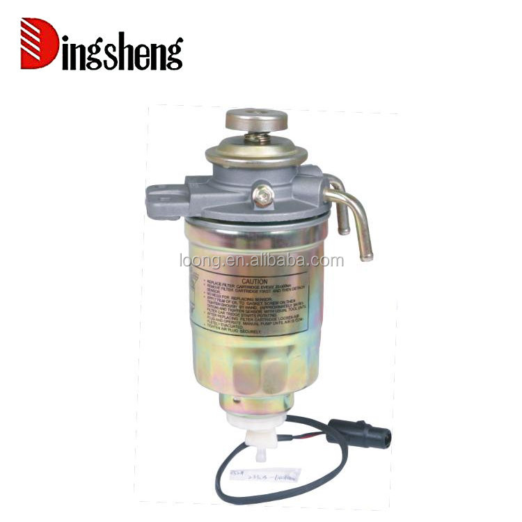 truck car auto engine parts fuel filter oil water Separator fuel system 23303-64010DH001