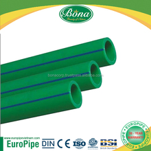 ppr pipe for hot water cold water high pressure and long lifespan