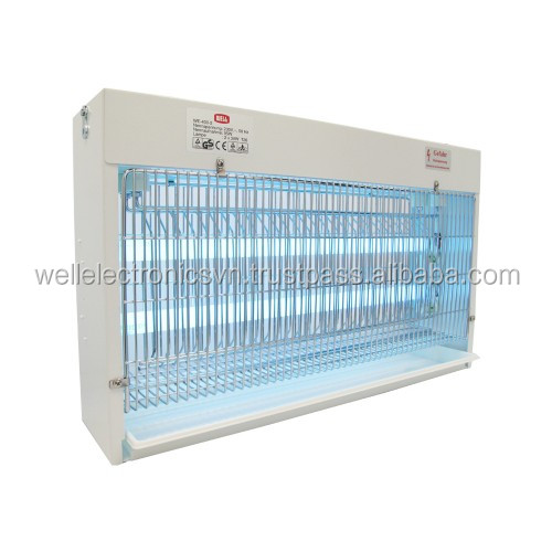 Electronic High Voltage Grille UV Lamp Fly Killer Fly Pest Control for Company Factory...